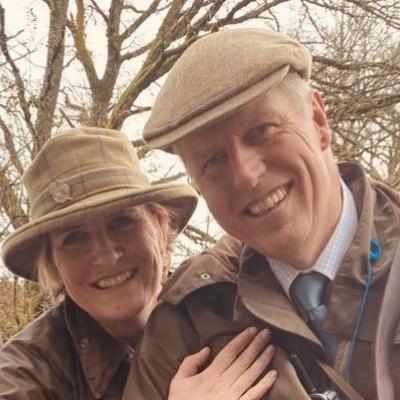 Coen & Catherine Stork