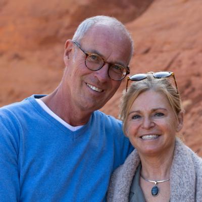 Heleen en Eric