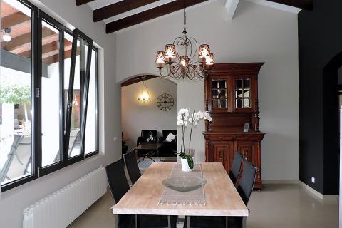 Open keuken cottage Marisa